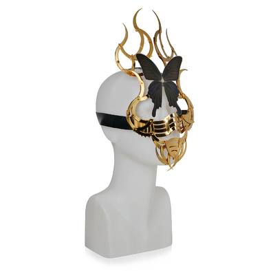 Crowned Hecate Mask